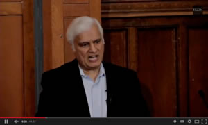 Ravi at Princeton University - Why I'm Not an Atheist