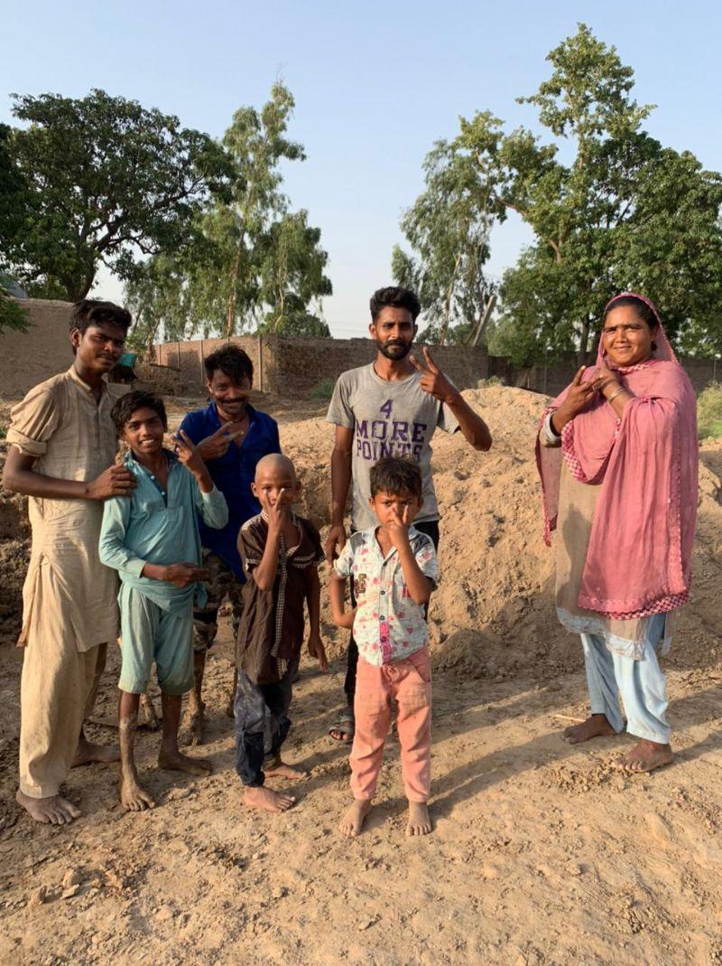 Gujjar & Gujranwala, Pakistan Outreach June 2021