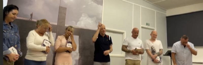 Celebration of Baptism (x6) August 2021